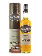Glengoyne 18 Jahre Highland Single Malt Scotch Whisky 0,7l, alc. 43 Vol.-%