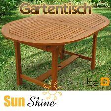 Sehr Ausziehbare Gartentische aus Holz günstig kaufen   eBay YX46