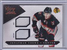 Jonathan Toews 11/12 Panini Luxury Suite Jersey / Prime Jersey /150