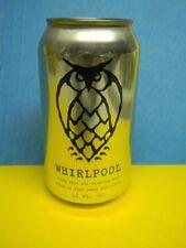 New listing Rare Older Night Shift Whirlpool Everett Massachusetts 12Oz. Beer Can Owl