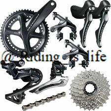Shimano Ultegra R8000 2X11 velocidades completo carretera Groupset 50-34T/170MM/172.5MM