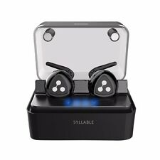 Wireless Earbuds Syllable Truly Wireless Noise Cancelling Bluetooth Headphones