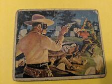 "Original Lone Ranger Trading Card #6 ""Ghouls At Work"""