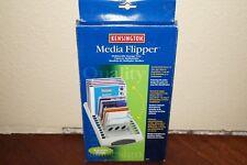Kensington Media Flipper Multimedia Storage Tray for CD, Zip, Floppy, SuperDisks