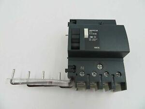 Schneider electric FI-Block Vigi NG125, 50/60Hz 63A 4polig 300mA type A