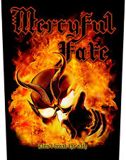 MERCYFUL FATE KING DIAMOND Don't Break The Oath BACK PATCH RÜCKENAUFNÄHER