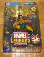 Toy Biz ToyBiz Marvel Legends Series III 3 UNMASKED WOLVERINE! ULTRA RARE! X-MEN