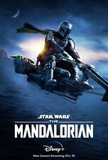 Star Wars poster - The Mandalorian poster (bb)  -  11 x 17 inches