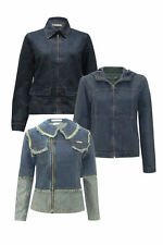 Button No Pattern Unbranded Casual Coats & Jackets for Women