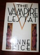 The VAMPIRE LESTAT Anne Rice 1985 edition Alfred A.Knopf