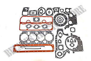 Belarus tractor Engine Gasket Set 80 82 500 550 800 820 900 8000 9000