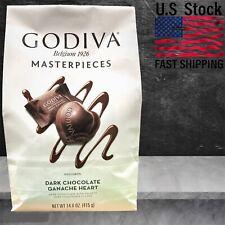Godiva Masterpieces Dark Chocolate Ganache Heart, 14.6 oz