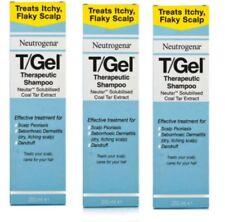 Neutrogena T/Gel Therapeutic Shampoo 250 ml Pack - 3