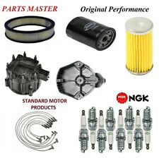 Tune Up Kit Filters Cap Wire Spark Plugs For CADILLAC DEVILLE V8 7.0L 1977-1979