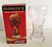 Fifa World Cup Coca Cola Coke Glass Limited Edition 2006 Germany Rare Collector
