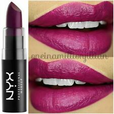 NYX Professional Makeup Matte Lipstick - Purple - MLS30 Aria - New & Sealed