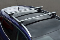 Cross Bars For Roof Rails To Fit Discovery Sport (2014+) 100KG Lockable