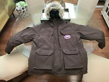 New (Sold Out) Men's XXL Canada Goose Expedition Coat Caribou Brown