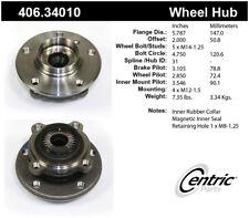 Wheel Bearing and Hub Assembly-Sedan, F30 Front Centric 406.34010