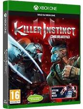 Killer Instinct Combo Breaker Pack Microsoft Xbox One Video Game Pegi 16 PAL UK