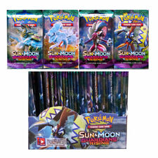 "324pcs Pokemon Cards Sun & Moon ""Sun Moon Guardian Rising"" Booster Box (36 pack)"