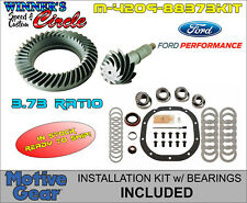 "Ford Racing M-4209-88373 8.8"" 3.73 Ring & Pinion Gears w/ Install Kit R8.8RMK"