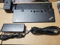 Lenovo ThinkPad Ultra Dock 40A2 T440 T450 X240 T540 w540 L460 T460 T470 T560 US