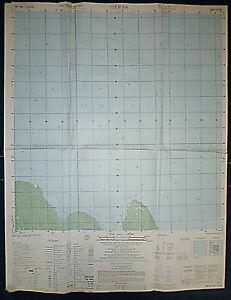 6641 ii-TB - TIEN SA - ARVN - RVN NAVY MAP - 1967 - DA NANG HARBOR - Vietnam War