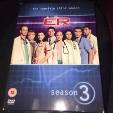 ER - Series 3 Season Three - DVD  E.R third season