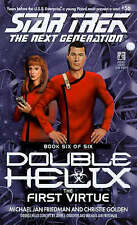 The First Virtue (Star Trek the Next Generation: Double Helix, Book 6)-ExLibrary