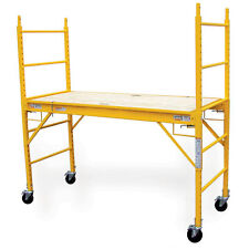 Pro-Series 6' Multipurpose Functional Steel Professional Indoor/out Scaffolding