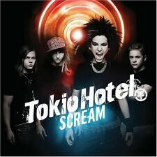 Tokio Hotel : Scream CD (2008)