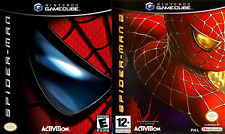 SPIDER-MAN 2 & SPIDER-MAN 1 | BUNDLE OFFER | MANUALS INCLUDED | FREE SHIPPING