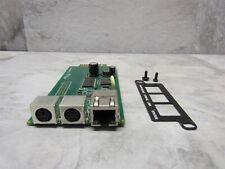 Tripp Lite SNMPWEBCARD UPS Remote Monitoring Module 660911 + Bracket