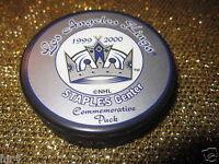 Los Angeles LA Kings 1999-2000 SGA Hockey Puck