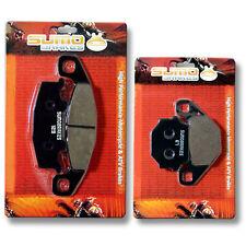 Kawasaki Front+Rear Brake Pads EX 500 Ninja (1994-2009) GPz 500 S D (1994-2001)