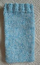 Tablet/Kindle cover, Universal fit, Blue & white UK Made