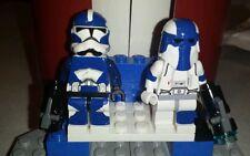 Lego Star Wars Clone Wars 501st Commanders Wyatt and Cooper Clone Trooper