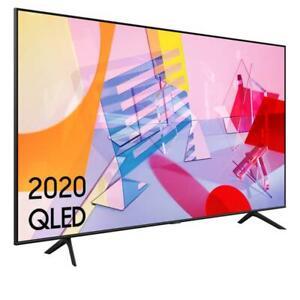 "SAMSUNG QE50Q60TAUXXU 50""Inch 2020 QLED 4K HDR Smart TV 6 Year Warranty"