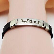 BAP B.A.P MATOKI BABY DAY Titanium Steel YONGGUK HIMCHAN ZELO Bracelet KPOP