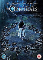 THE ORIGINALS COMPLETE SERIES 4 DVD Fourth 4th Forth Season Four Original UK NEW