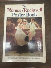 Norman Rockwell Poster Book 20 Full Color 16x20