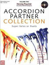 Akkordeon Noten - ACCORDION PARTNER COLLECTION - VOLUME TWO-Super Solos or Duets