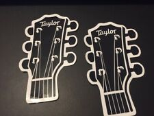 Taylor Guitars Swag Namm show 2019 Stickers 2 pcs