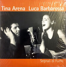 Tina Arena & Luca Barbarossa ‎CD Single Segnali Di Fumo - France (EX+/EX)