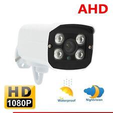 1080P AHD Waterproof Camera 2MP HD Analog Outdoor CCTV Security IR Night Vision