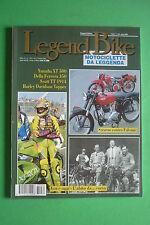 LEGEND BIKE 66/1998 GILERA SATURNO  MOTO GUZZI FALCONE YAMAHA XT HARLEY TOPPER
