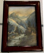 Original-Holzschnitte (1800-1899) aus Italien mit Landschaftsmotiven