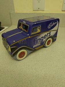 Cadburys biscuit tin