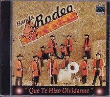 Banda El rodeo Que te hizo olvidarme CD New Sealed
